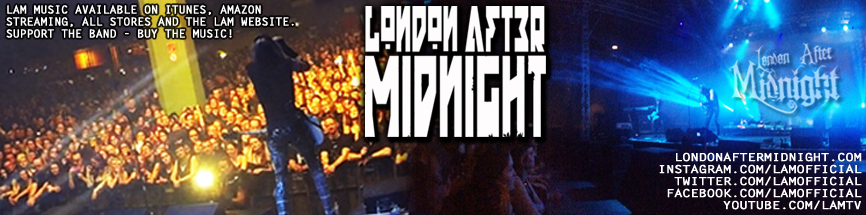 the London After Midnight website