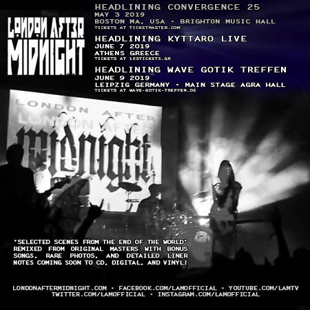 The official London After Midnight website