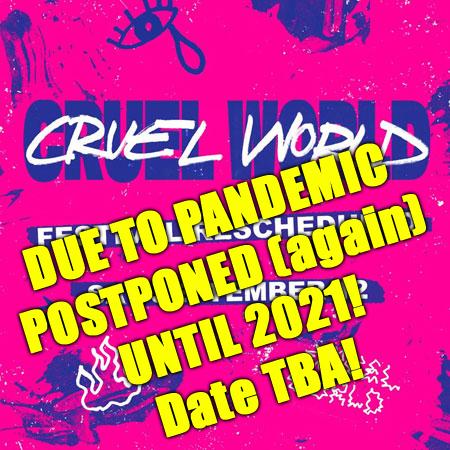 Cruel World 2020
